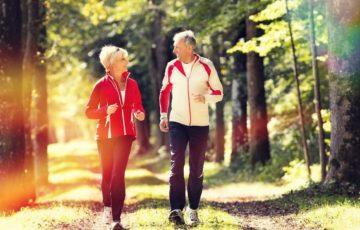 Bewegungsübungen für Senioren
