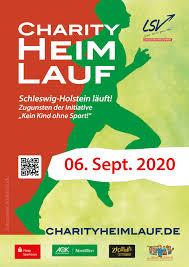 Charity-Lauf am 6. September 2020              -Schleswig-Holstein läuft!