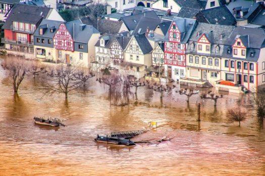 Solidarität im organsierten Sport – Hochwassergeschädigte Vereine benötigen Hilfe